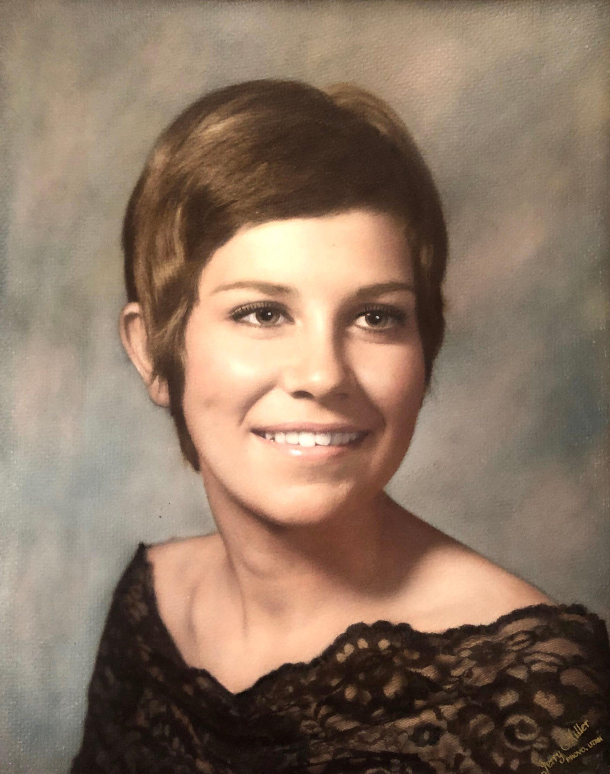 Peggy Armina Lewis Kennedy