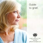 Top three priorities for those who are grieving