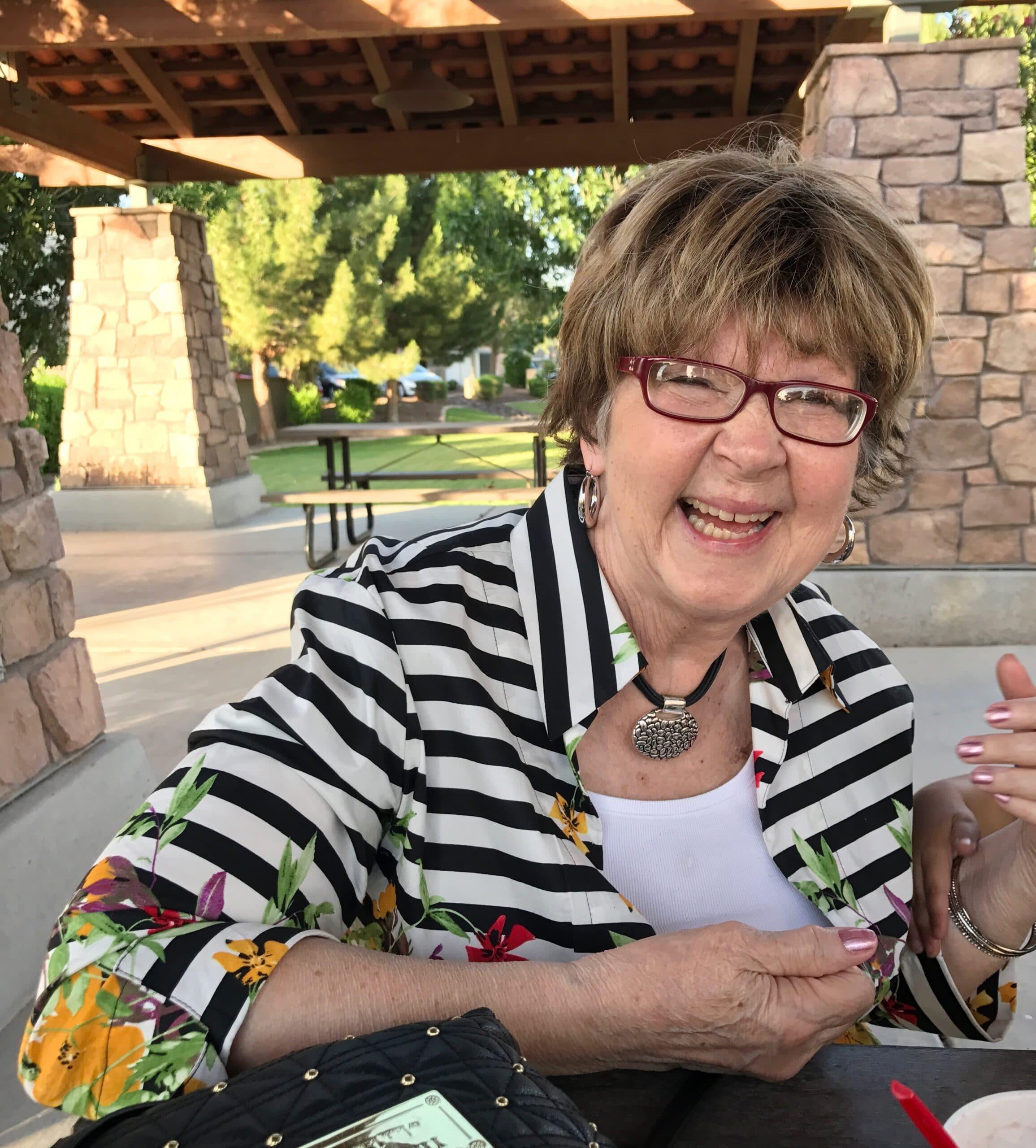 Mary Lou Lloyd
