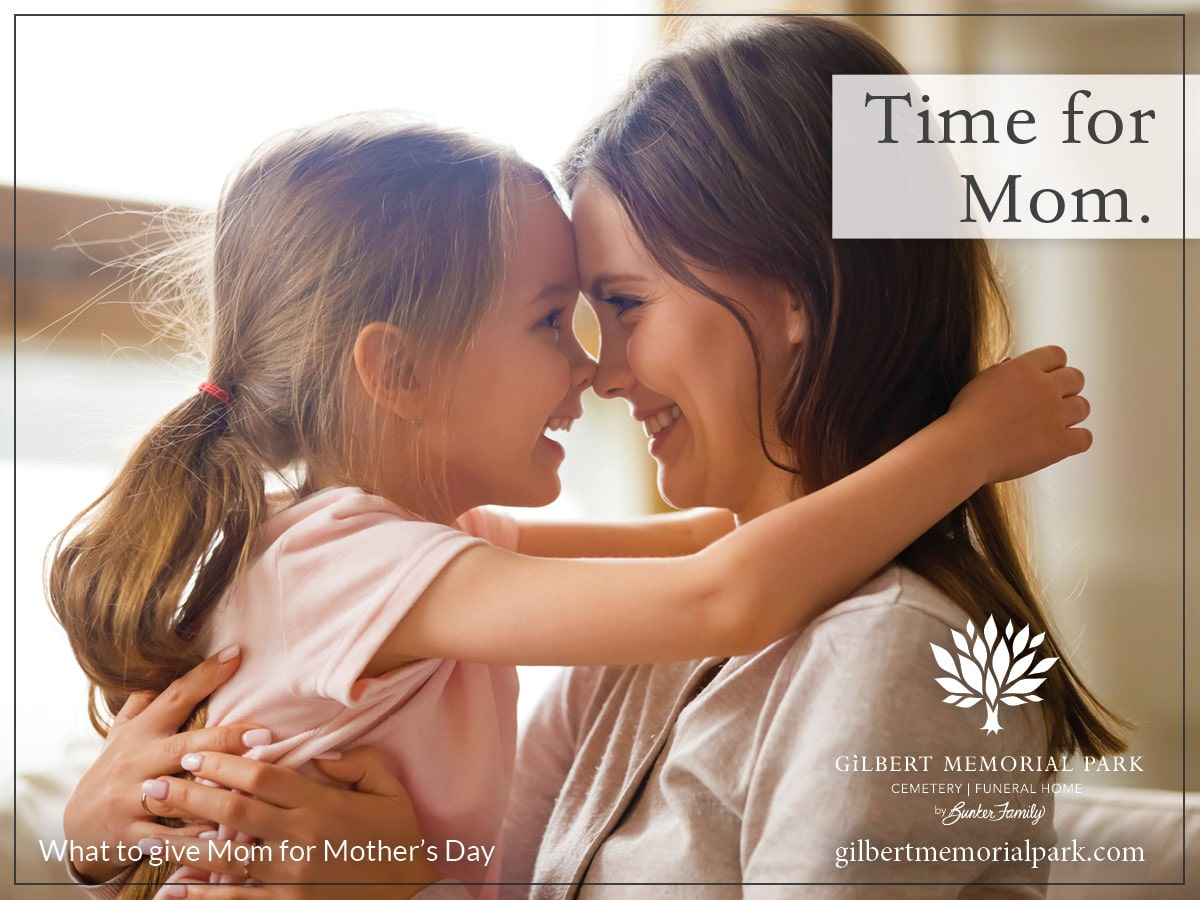 What to Give Mom for Mother's Day
