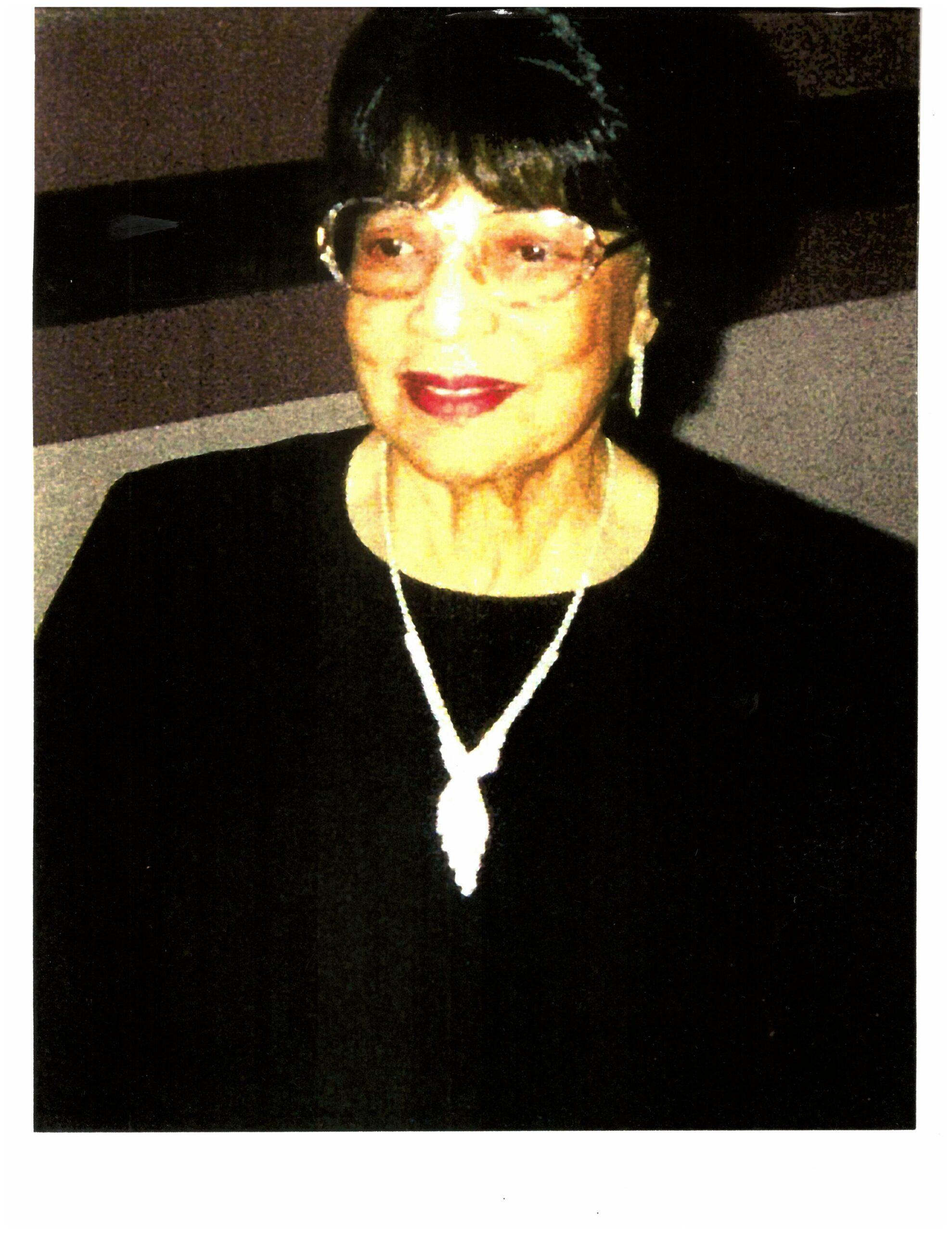 Rosemary Haines Scott